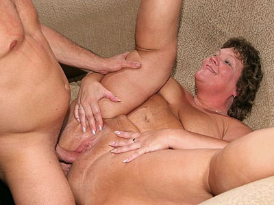 Plump Momma Pounding