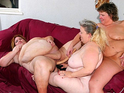 BBW Group Banging
